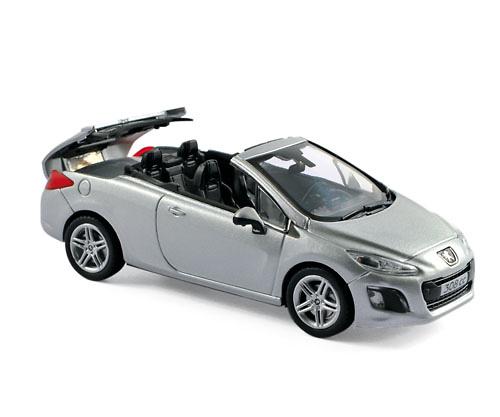 Peugeot 308 CC (2011) Norev 473814 1/43