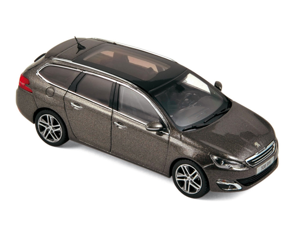 Peugeot 308 SW (2014) Norev 473837 1:43