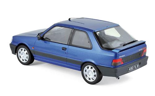 Peugeot 309 Gti 16 (1991) Norev 184881 1:18