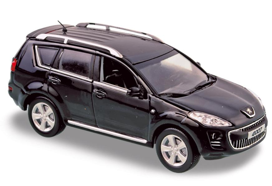 Peugeot 4007 (2007) Norev 474070 1/43