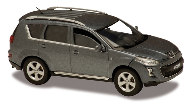 Peugeot 4007 (2007) Solido 155388 1/43