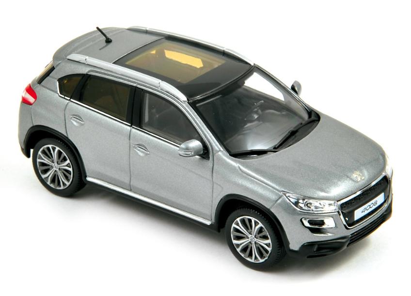 Peugeot 4008 (2012) Norev 474800 1/43