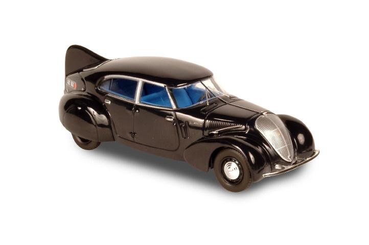 Peugeot 402 Andreau (1936) Norev 474214 1/43