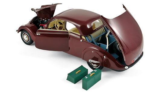 Peugeot 402 Eclipse (1937) Norev 184717 1/18