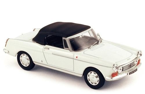 Peugeot 404 Cabriolet (1967) Norev 474436 1/43