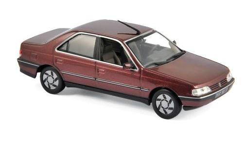 Peugeot 405 SRi (1991) Norev 474511 1/43