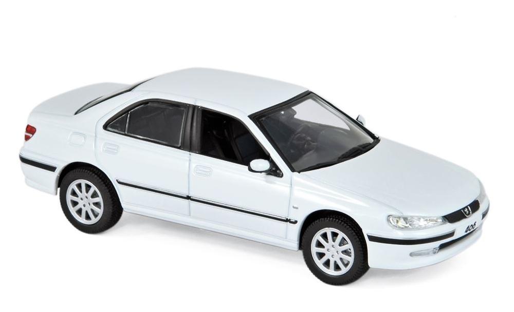 Peugeot 406 Berlina (2003) Norev 474604 1/43