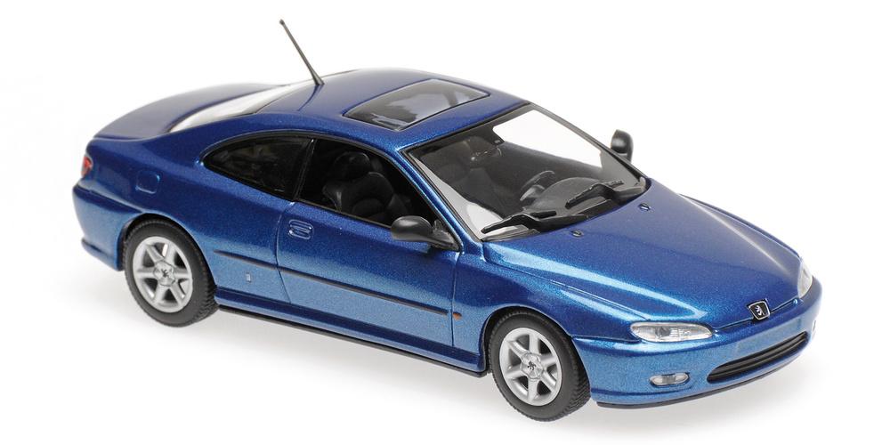 Peugeot 406 Coupé (1995) Maxichamps 940112620 1/43