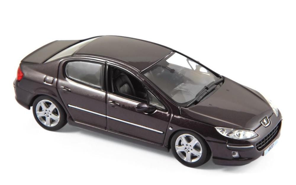 Peugeot 407 Berlina (2006) Norev 474706 1/43