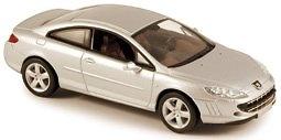 Peugeot 407 Coupé (2005) Norev 474778 1/43