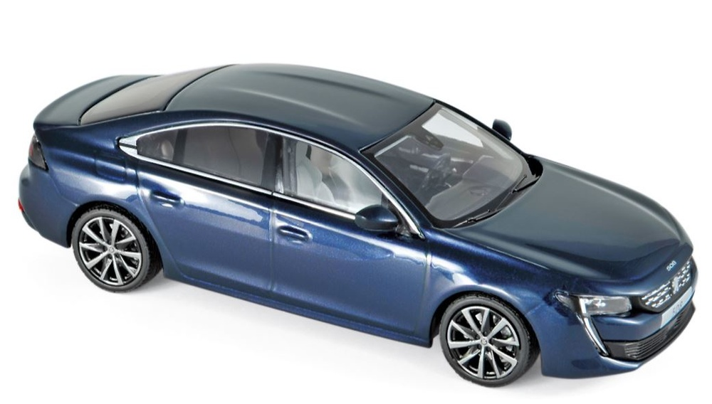 Peugeot 508 (2018) Norev 475821 1:43