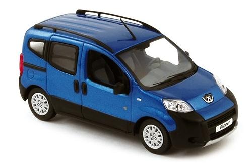 Peugeot Bipper Teppe (2009) Norev 479837 1/43