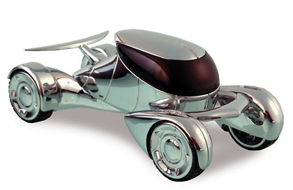 Peugeot Moonster Concept Car