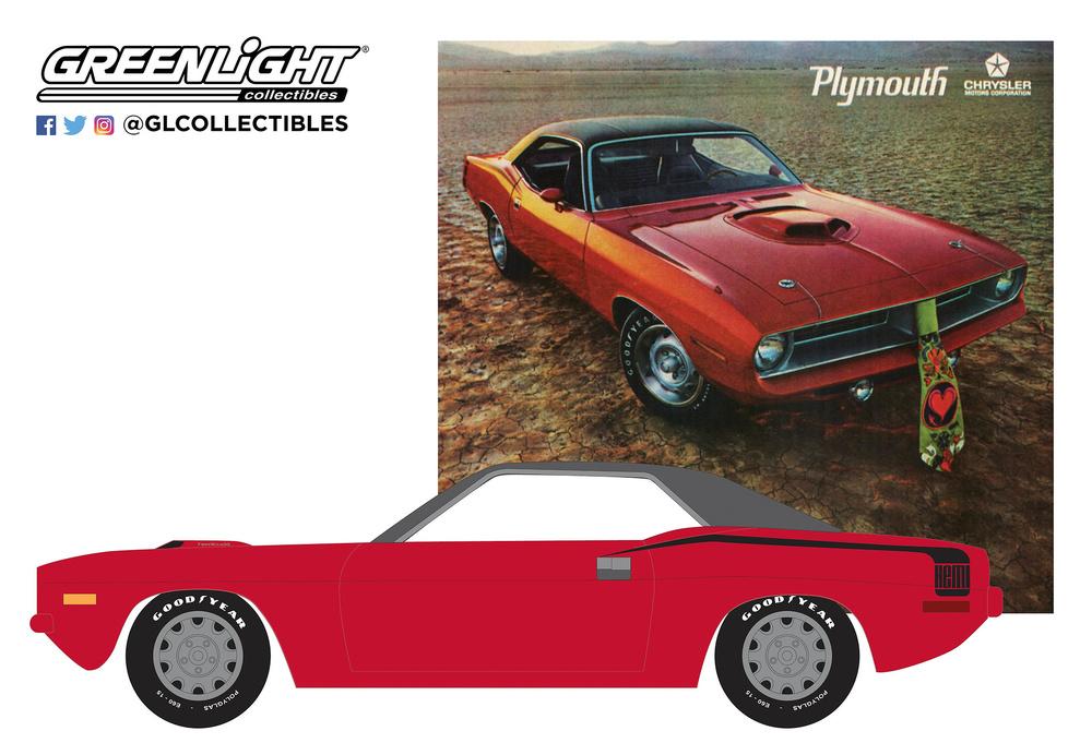 Plymouth Barracuda HEMI