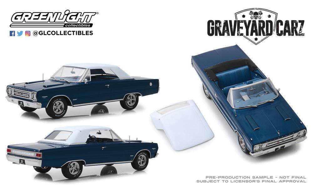 Plymouth Belvedere GTX