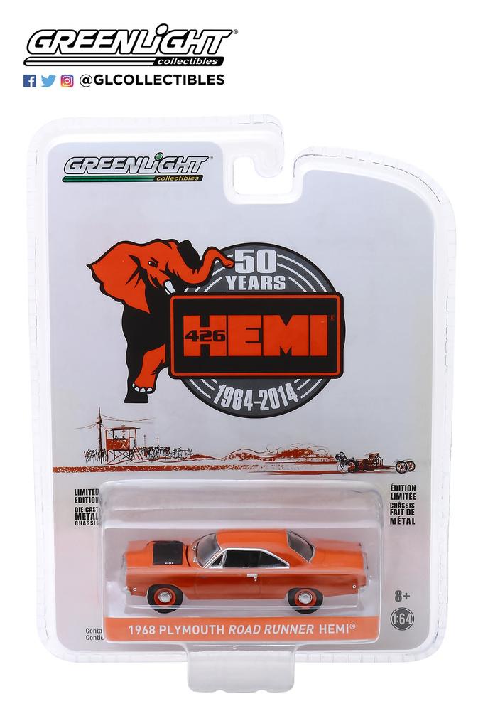 Plymouth HEMI Correcaminos - 426 HEMI