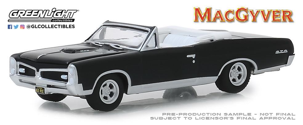 Pontiac GTO Convertible (1967)