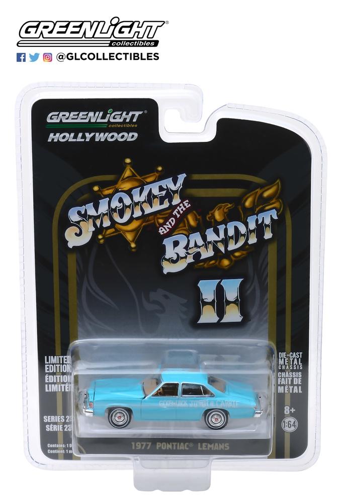 "44830B Smokey and The Bandit II (1980) - 1977 Pontiac LeMans ""Wedding Car"""