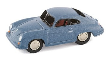 Porsche 356 (1948) Bub 05950 1/87
