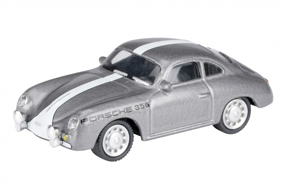 Porsche 356 A Coupé Rennversion (1959) Schuco 452581700 1/87