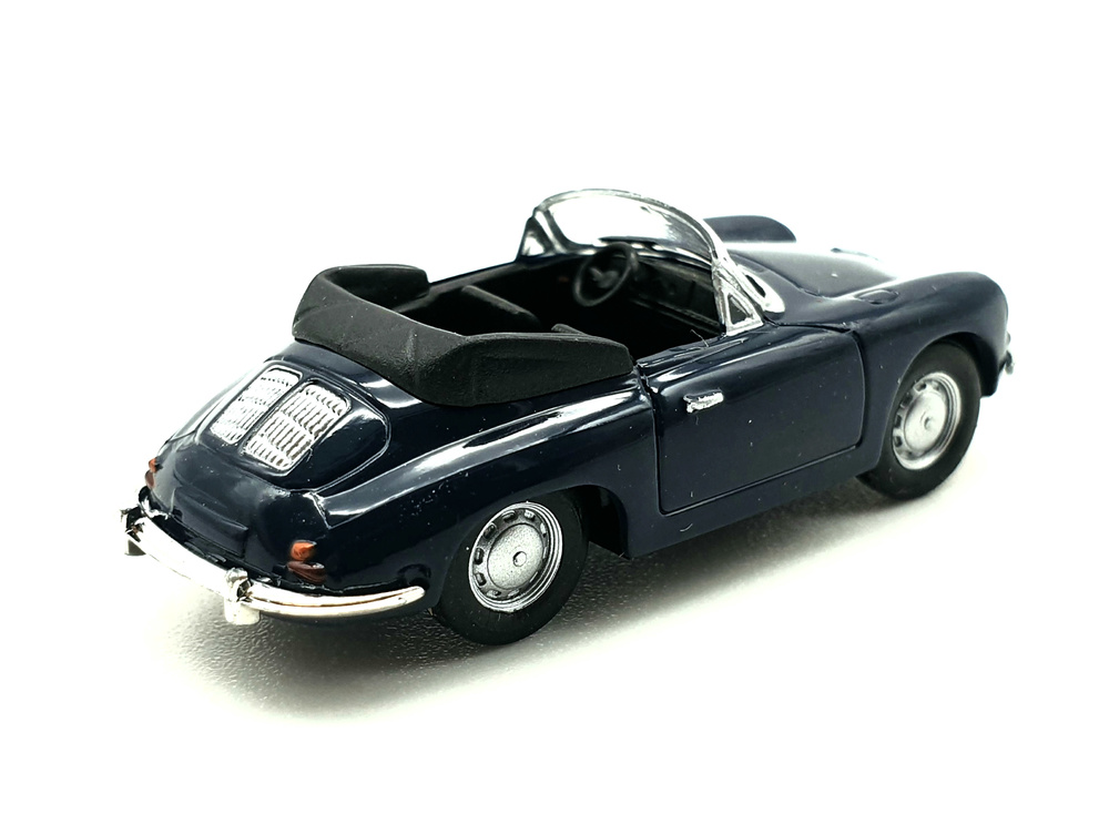 Porsche 356 B Cabrio Abierto (1959) Herpa 022286 1/87