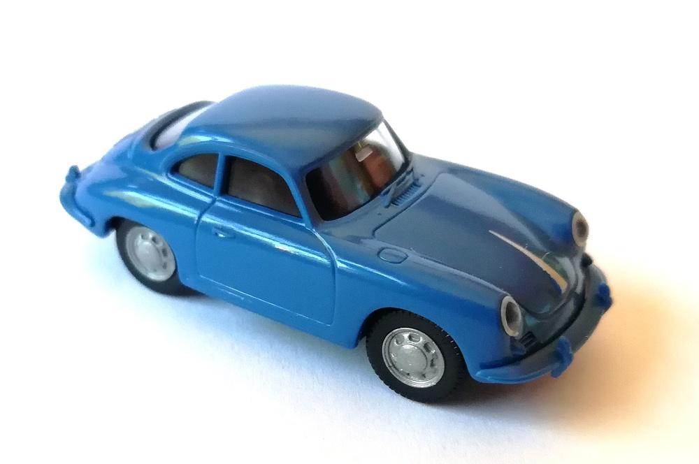 Porsche 356 Coupé Wiking 8140222 1/87