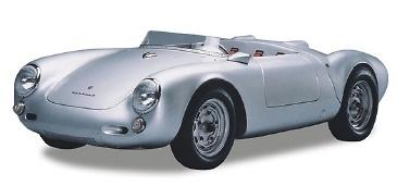 Porsche 550 Spider (1953) Ricko 9838867 1/87