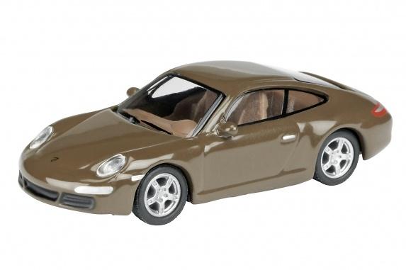 Porsche 911 -997- (2005) Schuco 452581300 1/87