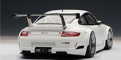 Porsche 911 -997- GT3 RSR Versión Calle (2010) Autoart 81073 1:18