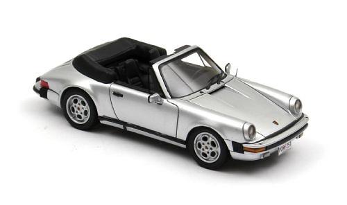 Porsche 911 Cabrio USA (1985) Neo 43251 1/43
