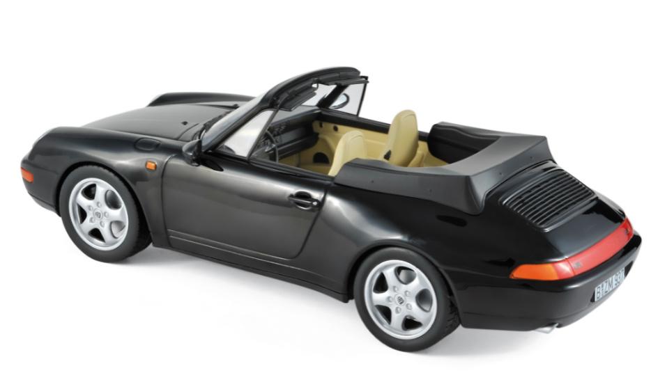 Porsche 911 Cabriolet -993- (1993) Norev 187595 1:18