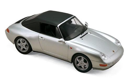 Porsche 911 Cabriolet -993- (1994) Norev 187592 1:18