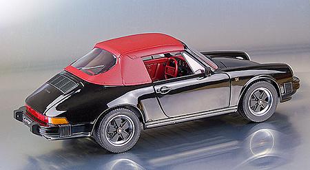 Porsche 911 Carrera 3.2 Cabriolet (1986) Premium Classixxs 10252 1/12
