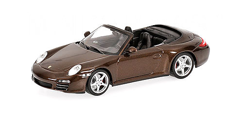 Porsche 911 Carrera Cabriolet -997- (2008) Minichamps 1/43