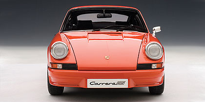 Porsche 911 Carrera RS 2.7 (1973) Autoart 78057 1/18