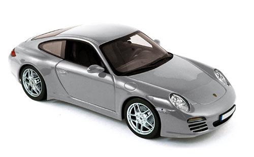 Porsche 911 Carrera S -997- (2008) Norev 187548 1:18