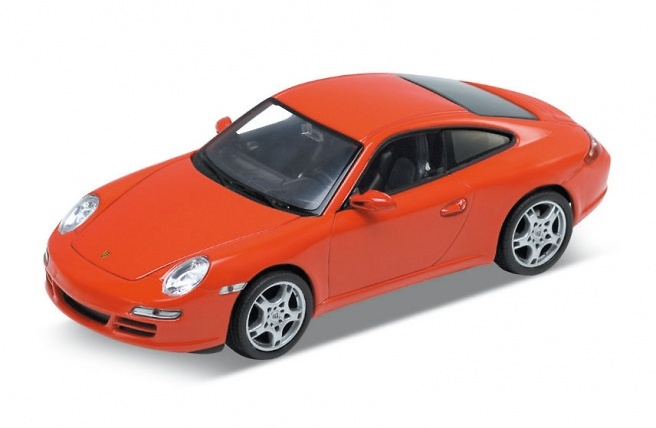Porsche 911 Carrera S Coupé -997- (2004) Welly 22477 1:24