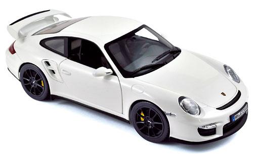 Porsche 911 GT2 (2007) Norev 187572 1:18