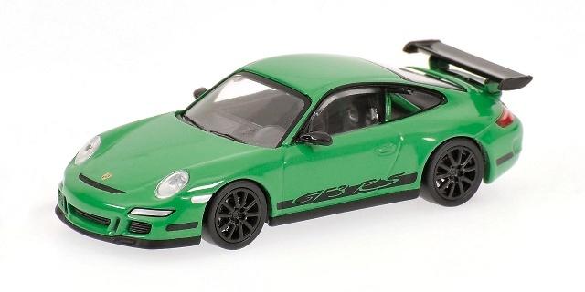 Porsche 911 GT3 RS -997- (2007) Minichamps 640066000 1/64