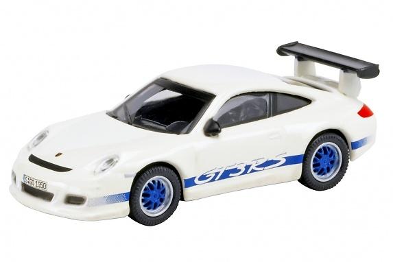 Porsche 911 GT3/RS -996- (1998) Schuco 452546800 1/87