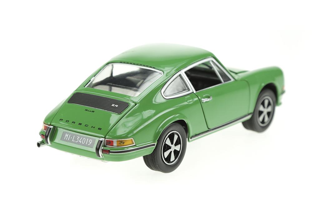 Porsche 911 S 2.4 (1972) Atlas AT2447 1:24