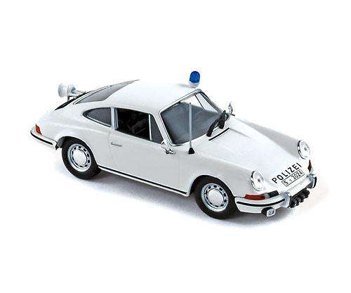 Porsche 911 S Polizei (1973) Norev 790054 1/43