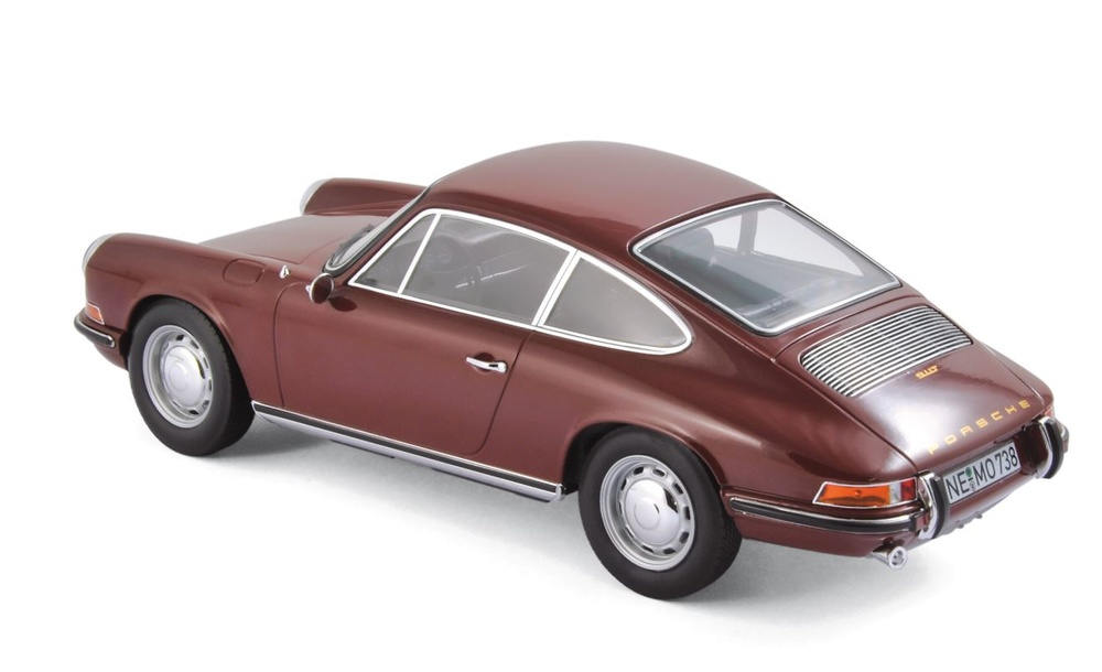 Porsche 911 T (1969) Norev 187630 1:18