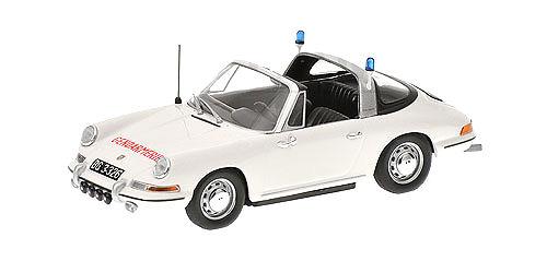 Porsche 911 Targa Policia Austriaca (1965) Minichamps 400061191 1/43