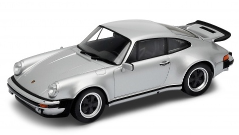 Porsche 911 Turbo -964- (1990) Welly 24023 1:24