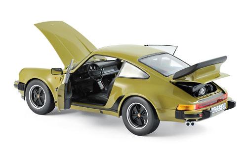 Porsche 911 Turbo 3.3 (1977) Norev 187575 1:18