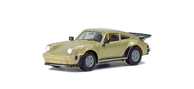 Porsche 911 Turbo -930- (1974) Herpa 030601 1/87