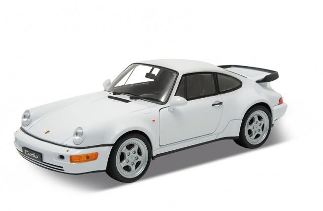 Porsche 911 Turbo -964- (1989) Welly 24023 1:24