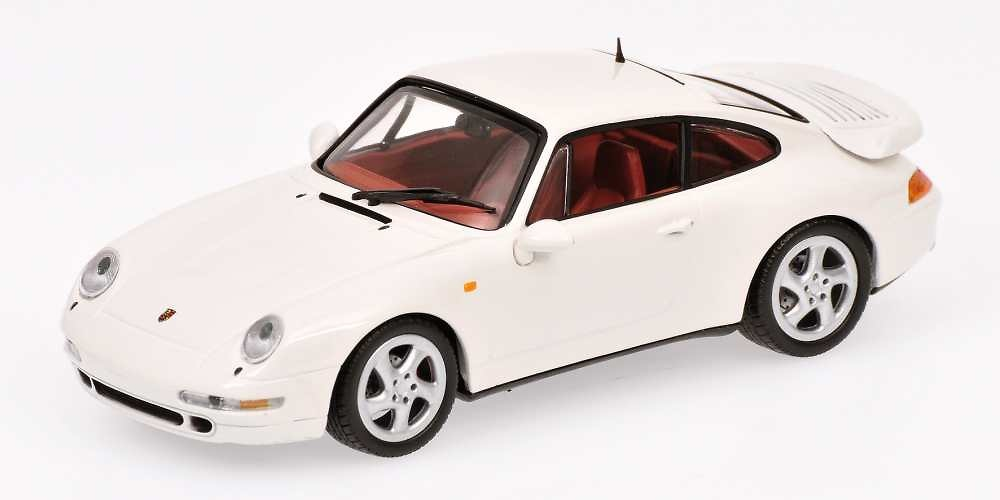 Porsche 911 Turbo -993- (1995) Minichamps 430069211 1/43