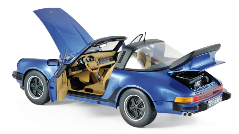 Porsche 911 Turbo Targa (1987) Norev 187663 1:18